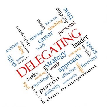 Increasing Your Productivity with Effective Delegation