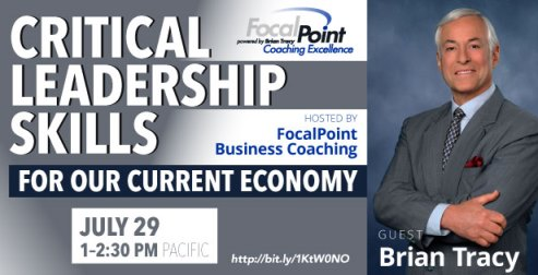 Critical Leadership Skills for our Current Economy